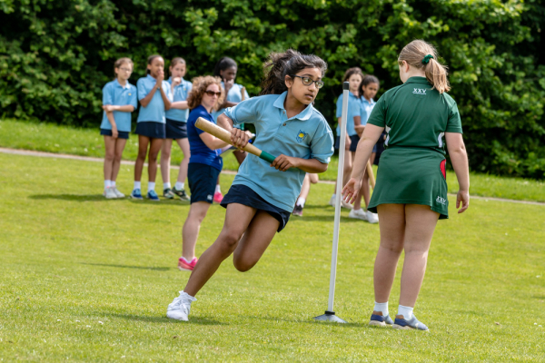 The Grove U10/11 Rounders vs Akeley Wood School