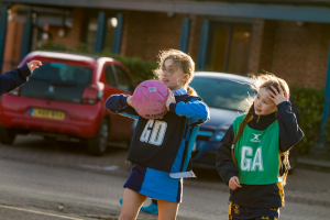 The Grove U10/11 'A&B' Netball vs Beachborough School