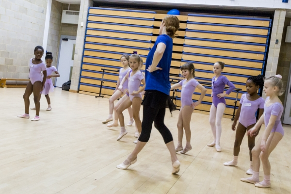 Professional Dance Experience Nutcracker Ballet Workshop