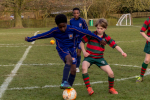 Akeley Wood School U11 Football Triangular