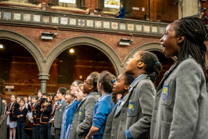 ISA Junior Choir Day, Islington