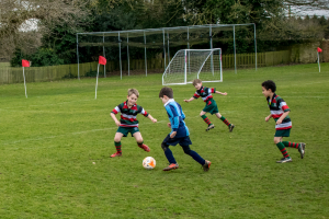 Akeley Wood U8 Football Triangular
