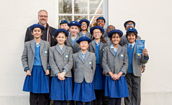 Choir Concert Trip to the Open University