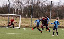 The Grove U8 & U9 Football vs Quinton House School