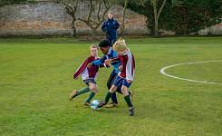 The Grove U8 Boys Football vs Ashfold School