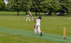 The Grove Colts Cricket vs Ashfold School