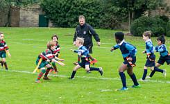 Akeley Wood School U8 Tag Rugby Festival
